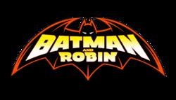 Batman and Robin Logo
