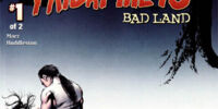 Friday the 13th: Bad Land Vol 1