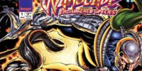 Warblade: Endangered Species Vol 1