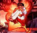 Kid Flash Bart Allen 0005