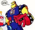 Mongul DC Super Friends 001