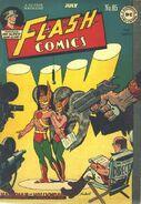 Flash Comics 85