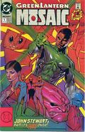 Green Lantern Mosaic Vol 1 1