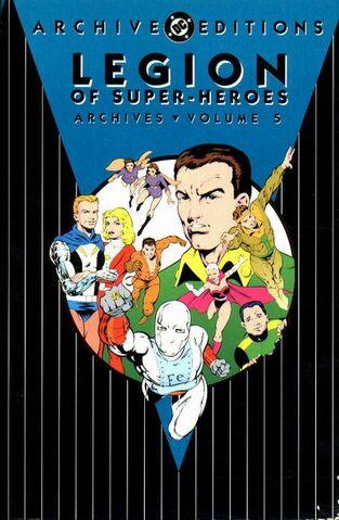 File:Legion of Super-Heroes Archives Vol 1 5.jpg