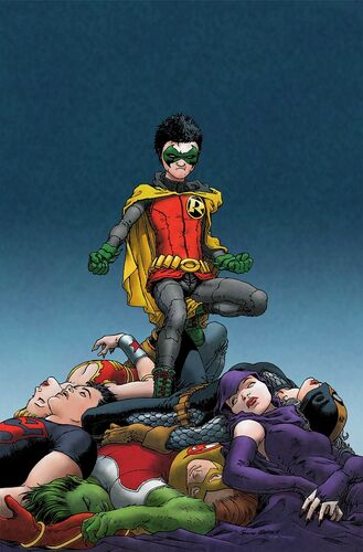 Textless Frank Quitely Variant