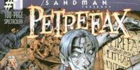 Vertigo Resurrected: The Sandman Presents: Petrefax Vol 1 1