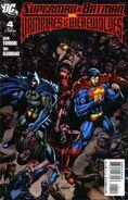 Superman Batman Vampires Werewolves 4