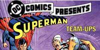 Showcase Presents: DC Comics Presents Superman Team-Ups Vol. 1 (Collected)