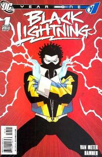 Black Lightning Year One Vol 1 1