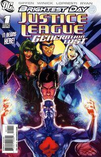 Justice League Generation Lost 1