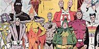 Legion of Substitute Heroes (Pre-Zero Hour)/Gallery