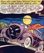 Cat-Man's First Catmobile