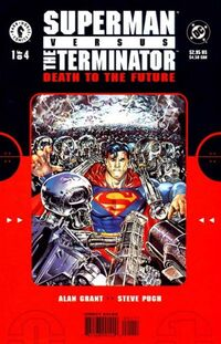 Superman vs The Terminator Vol 1 1