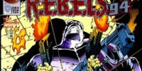 R.E.B.E.L.S./Covers