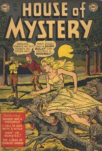 House of Mystery v.1 1