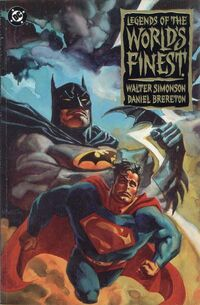 Legends of the World's Finest 1