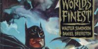Legends of the World's Finest/Covers