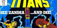 New Teen Titans Vol 2 27