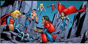 Superman Family New Earth 001