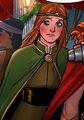 Melanippe Legend of Wonder Woman 0001