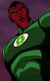 Sinestro Emerald Knights 001