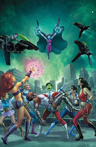 File:Convergence New Teen Titans Vol 1 2 Textless.jpg
