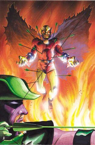 File:Green Arrow Vol 3 6 Textless.jpg