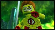Kid Flash Lego Batman 001