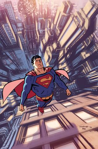 File:Adventures of Superman Vol 2 1 Textless Variant.jpg