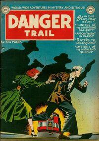 Danger Trail Vol 1 1