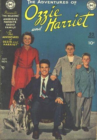 File:Adventures of Ozzie & Harriet Vol 1 1.jpg