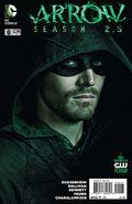 Arrow Season 2.5 Vol 1 8