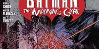 Batman: Widening Gyre/Covers