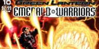 Green Lantern: Emerald Warriors Vol 1 10