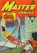 Master Comics 8