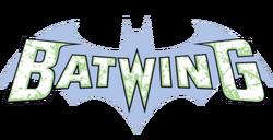 Batwing Vol 1 Logo