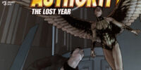 The Authority: The Lost Year/Covers