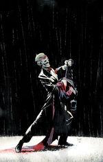 The Joker returns to destroy the Bat-Family