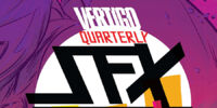 Vertigo Quarterly: SFX Vol 1 2