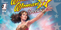 Wonder Woman '77 Special/Covers
