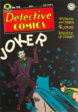 Detective Comics 114