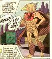 Eagle Alfred Pennyworth Earth-One 0001