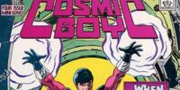 Cosmic Boy/Covers