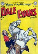 Dale Evans Comics Vol 1 3