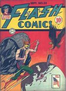 Flash Comics 33