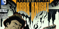 Legends of the Dark Knight Vol 1 5