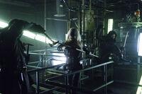 Arrow (TV Series) Episode League of Assassins 001