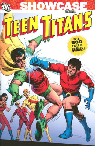 File:Showcase Presents - Teen Titans, Volume 2.jpg