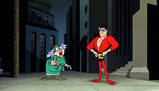File:Plastic Man (Shorts) Episode Super Hero Sketch Artist.JPG