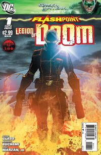 Flashpoint Legion of Doom Vol 1 1